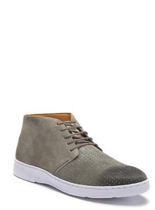 Sandro Moscoloni Hynk Perforated Chukka Boot Sneaker
