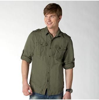 Grady Military Shirt