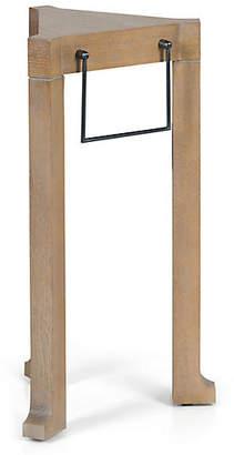 Trivet Side Table - Medium Oak - Perennials Social