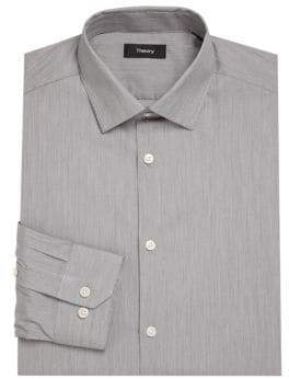 Theory Docer Regular-Fit Dress Shirt