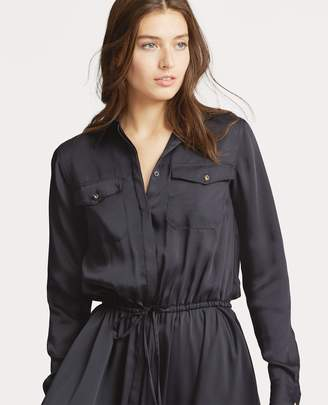 Ralph Lauren Twill Shirtdress