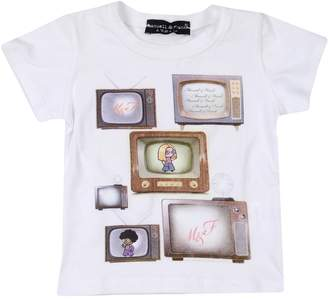 Manuell & Frank T-shirts - Item 12110114FV