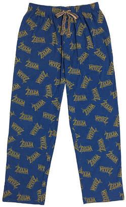 Nintendo Zelda Jersey Pajama Pants