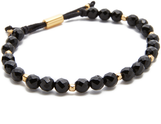 Gorjana Power Onyx Bracelet for Protection $58 thestylecure.com