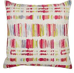 Dransfield and Ross Festival Cotton-Linen Pillow - Festival