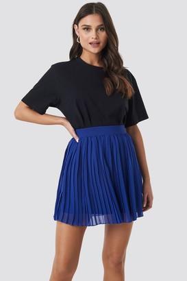 37bf8debf1 Blue Green Pleated Skirt - ShopStyle UK