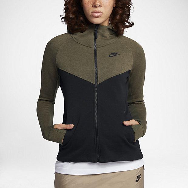 Nike Sportswear Tech Fleece Windrunner Women's Hoodie