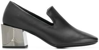 Lanvin mirror heel pumps