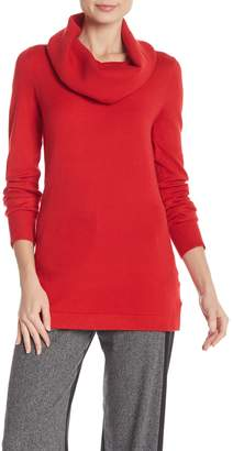 French Connection Cowlneck Knit Tunic