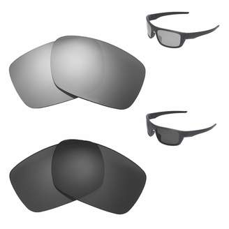 1750e9fb0a Oakley Walleva Polarized Replacement Lenses For Drop Point Sunglasses