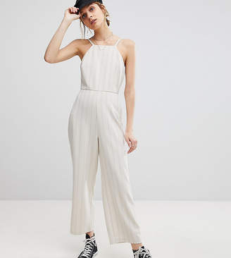 Reclaimed Vintage Inspired Square Neck Jumpsuit