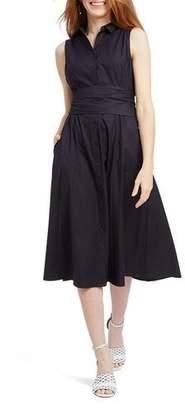 Nic+Zoe Santa Monica Sleeveless Shirtdress