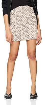 New Look Women's 5826956 Skirt, (Pink Pattern 79), (Size:)