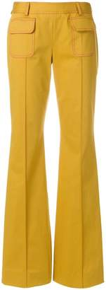 Talbot Runhof Pier1 flared trousers
