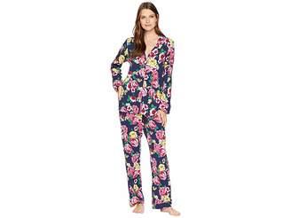 BedHead Classic Notch Collar Knit Pajama Set