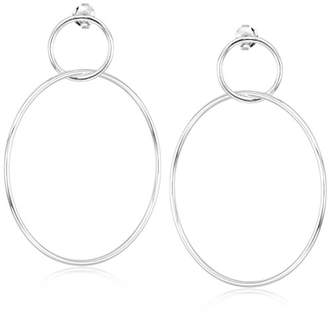 Jules Smith Designs Circle Hoop Earrings