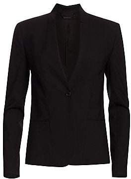Elie Tahari Women's Tori Seasonless Wool Jacket - Size 0