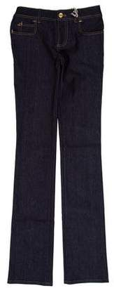 Tom Ford Mid-Rise Straight-Leg Jeans w/ Tags