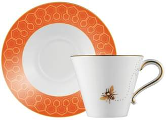 Bloomingdale's Prouna My Honeybee Teacup & Saucer