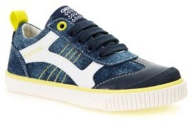 Toddler Boy's Geox Kiwi Sneaker $59.95 thestylecure.com