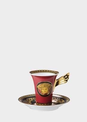 Versace Medusa Coffee Cup & saucer