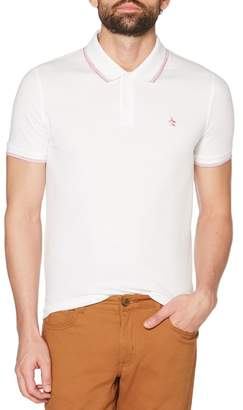 Original Penguin Space Dye Tipped Polo