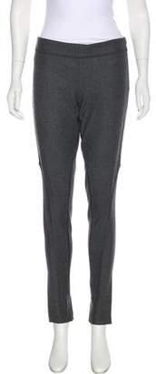 Gunex Mid-Rise Wool Pants