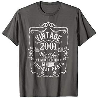 Vintage 2001 Well Aged Limited Edition 16th Birthday Gift