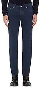 Brunello Cucinelli Men's Straight Jeans - Navy