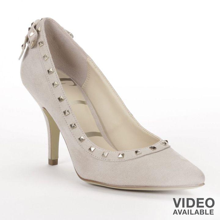 Elle TM studded high heels - women