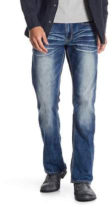Buffalo David Bitton King-X Basic Straight Leg Jeans