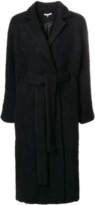 Ganni long sleeved trench