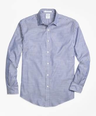Brooks Brothers Regent Fit Stripe Sport Shirt