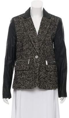 MICHAEL Michael Kors Wool Blazer Jacket w/ Tags