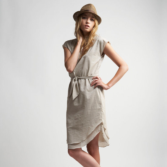 Secrets of Charm Linen Stella Dress