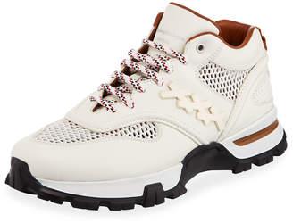 Ermenegildo Zegna Men's Cesare Hiker Sneakers