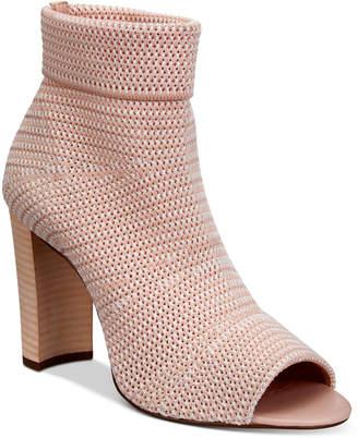 AVEC LES FILLES Mariah Sock Booties Women's Shoes