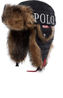 Polo Ralph Lauren Winter Stadium Ear Flap Hat