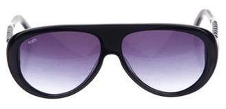 Tod's Gradient Sunglasses