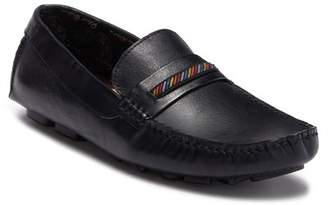 Robert Graham Hart Leather Moccasin