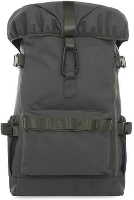 Topman Grey Military Backpack