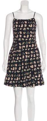 Thakoon Floral Mini Dress