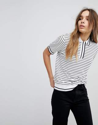 Tommy Jeans Stripped Polo Shirt
