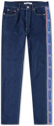 Givenchy Logo Taping Slim Jean