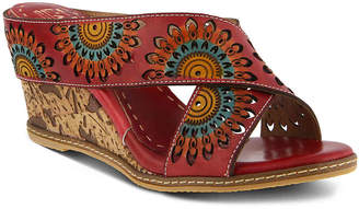 Spring Step L'Artiste by Enticing Wedge Sandal - Women's