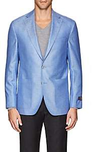 Jack Victor MEN'S SILK-CASHMERE TWO-BUTTON SPORTCOAT