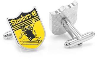 Cufflinks Inc. Vintage Pittsburgh Steelers Cuff Links