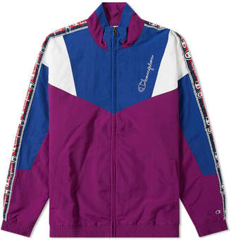 Champion Reverse Weave Corporate Taped Track Top