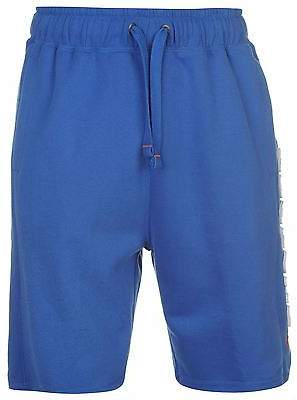 Soul Cal SoulCal Mens Fleece Shorts Pants Trousers Bottoms Drawstring Summer Casual