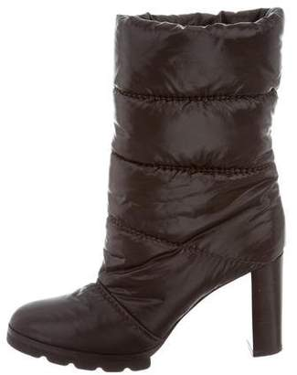Walter Steiger Quilted Ankle Boots